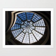 Guggenheim Museum Art Print