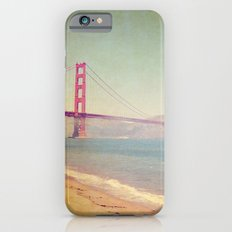 A Golden Day at the Beach Slim Case iPhone 6s