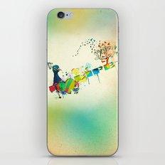 I Heart Life iPhone & iPod Skin