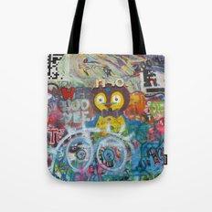 Graffiti Love Tote Bag