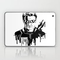 Avengers in Ink: Hawkeye Laptop & iPad Skin