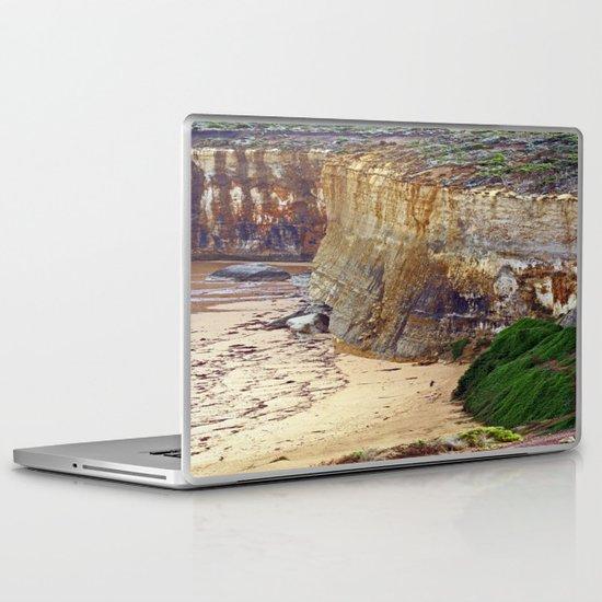 Cliff Hanger Laptop & iPad Skin