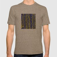 Splat Mens Fitted Tee Tri-Coffee SMALL