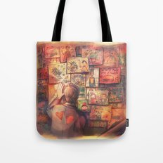 I Will Not Forget One Line of This - Doctor Who Tote Bag