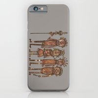 iPhone & iPod Case featuring The cannibals by Rudolf Brancovsky
