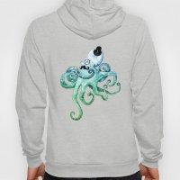 Monocle Octopus Hoody