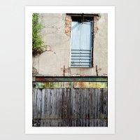 Urban Decay 2 Art Print