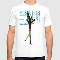 Winter Fruit HaiKu Mens Fitted Tee White SMALL