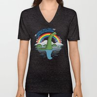 The Lochness Connection Unisex V-Neck
