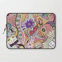 It's What's On The Inside That Counts. Laptop Sleeve