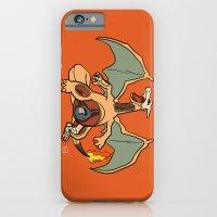 Charizard Anatomy iPhone 6 Slim Case