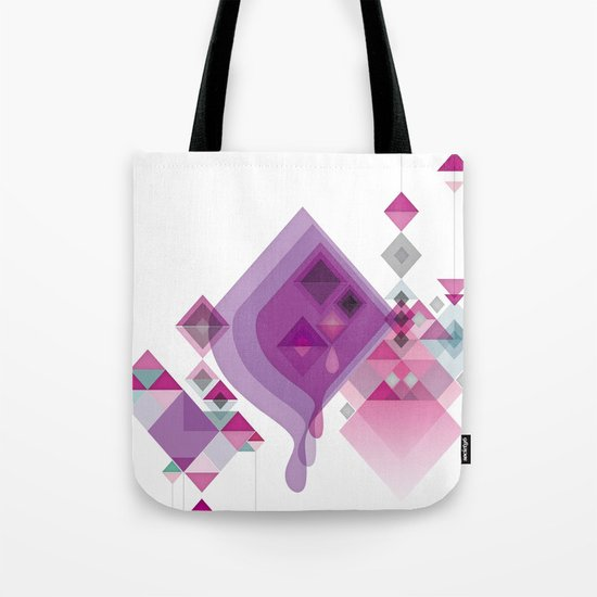 Abstract illustrations Tote Bag