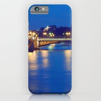 iPhone & iPod Case featuring Paris by Night I by istillshootfilm