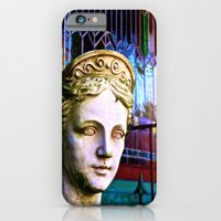 The Woman & The Window iPhone 6 Slim Case