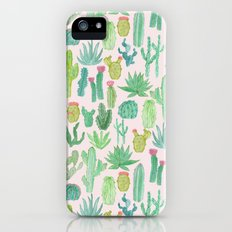 Cactus iPhone (5, 5s) Slim Case