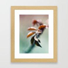 nature colors Framed Art Print