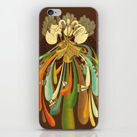 Seven Swans iPhone & iPod Skin