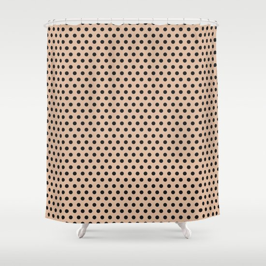 Dots collection II Shower Curtain