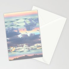 Pastel Ocean Sky Stationery Cards