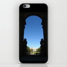 Palace of Fine Arts II iPhone & iPod Skin