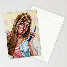 American Woman Stationery Cards