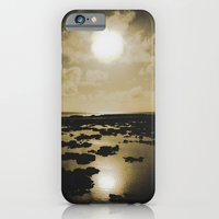 iPhone & iPod Case featuring Gold Reef by Joey Bania