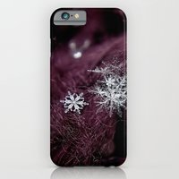 Snowflake iPhone 6 Slim Case