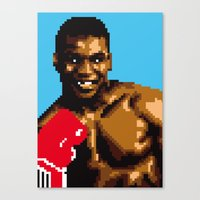 American Puncher Canvas Print