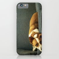 iPhone & iPod Case featuring Bored With My Days by Thomas Eppolito
