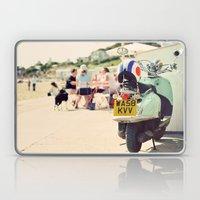 Vintage Vespa ♥ Laptop & iPad Skin