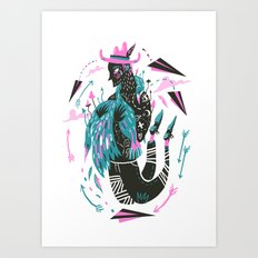 Dead Weight (Lost Time) Art Print