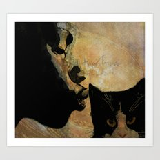 Loving You Is Easy Because Your Beautiful  Art Print