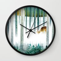 Last Morning (complete?) Wall Clock