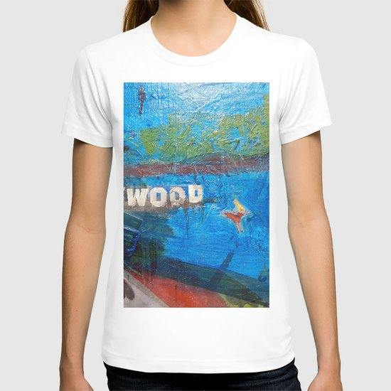 Holly Would T-shirt