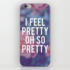 Oh, So Pretty! iPhone & iPod Skin