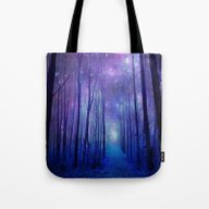 Fantasy Path Tote Bag