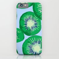 iPhone & iPod Case featuring Kiwi, 2014. by Tiffany Horan
