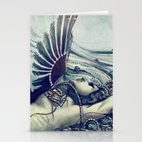 Zodiac Sign: Virgo Stationery Cards