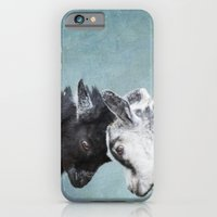 iPhone & iPod Case featuring Baby Goats by Mary Kilbreath