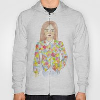 The colourful shirt Hoody