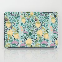 Flower Pattern iPad Case