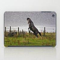 Welsh Pony 6 iPad Case