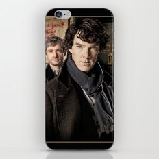 Sherlock  iPhone & iPod Skin