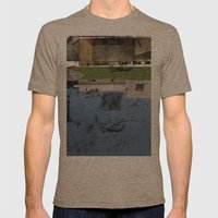 ATLANTE (No.3) Mens Fitted Tee Tri-Coffee SMALL