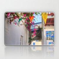 Greece Santorini Island Laptop & iPad Skin