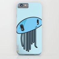 My Kawaii Jellyfish! iPhone 6 Slim Case