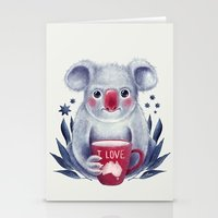 I♥Australia Stationery Cards
