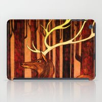 La Majesté du Cerf (The Proud Stag) iPad Case
