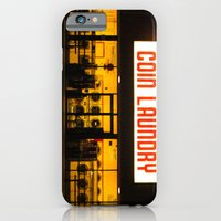 Coin Laundry iPhone 6 Slim Case
