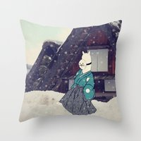 L A P R I M A N E V E D … Throw Pillow